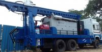 PDTHR-300(REFURBISHED) Truck Mounted Dth Cum Rotary Drilling Rig