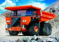 EH5000AC-3 rigid dump truck