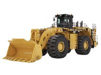 Wheel Loaders 993K