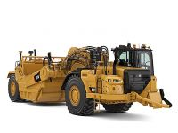 Wheel Tractor-Scrapers 637K (Tier 4 Final/Stage IV)