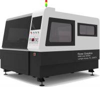 BesCutter 1000W Fiber Laser Cutting Machine Perfect Metal Cutter 4x4 table