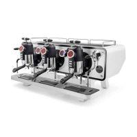 Sanremo White Opera 2.0 Commercial Espresso Machine