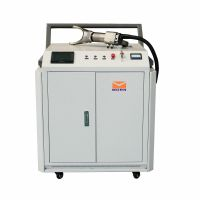 60W Industrial Corrosion Removal Laser Cleaner Machine Supplies