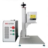 CO2 GALVO LASER MARKING MACHINE 60W WITH SYNRAD METAL TUBE