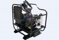 PRESSURE WASHER - Cold Water - Skid Mounted - 4.5 GPM 6000 PSI 24 Hp Diesel GP