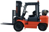 6600 lbs Dual Fuel Forklift With Mitsubishi Engine & Toyota Seats