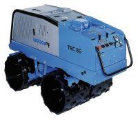 Weber MT Grabenwalze TRC 66 mit 1350kg 75KN : Grabenwalzen TRC 66 ohne Zubehor
