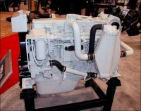 CQSL 405 Hp marine engines and new ZF's transmissions