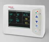 SCHILLER BP-200 PLUS BLOOD PRESSURE MONITOR