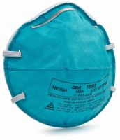 3M Health Care Particulate Respirator and Surgical Mask 1860, N95 120 EA/Case