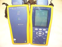 Fluke Networks DTX-1200-MS 120 Cable Test Set with DTX-1200 Cable Analyzer and DTX-MFM2 Multi-Mode and DTX-SFM2 Single Mode Fiber Modules