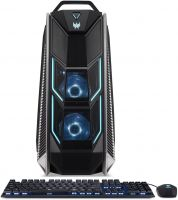 Acer Predator Orion 9000 Desktop, Intel Extreme i9-7980XE 18-Core, Liquid-Cooled, NVIDIA Geforce RTX 2080 Ti 11GB, 64GB DDR4 RAM, 512GB PCIe NVMe SSD, 2TB, Win 10, PO9-900-I9K2080Ti
