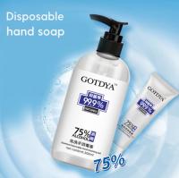 99.9% Sterile hand sanitizer