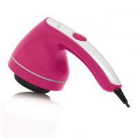 Mini handheld massager with interchangeable massage heads