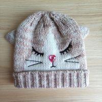 cat knit cap