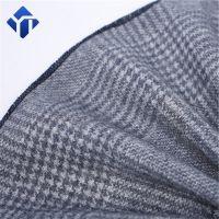 Fashion and popular plaid flannel wool clothing fabric
