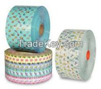 PP frontal tape for disposable diaper raw materials CHINA