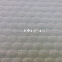 High Quality Embossed Hydrophilic Nonwove
