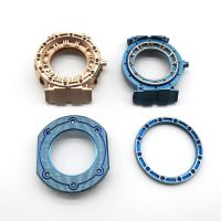 High precision OEM cnc machining parts cnc turning watch parts