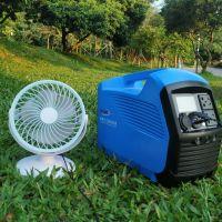 portable solar generator power station solar energy storage battery