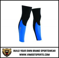 High Quality Compression Sleeve Men Cycling Leg Warmers