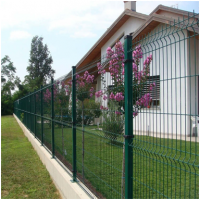 Welded Wire Mesh Fence/3D Fence