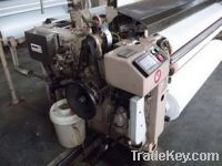 Sell water jet loom with ELO and ETU