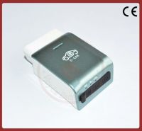 Sell avl gps tracker with OBD ii and remote vehicle