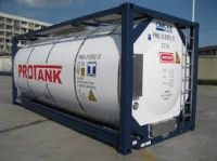 20' ISO shipping tank container
