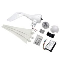 ECO-WORTHY Wind Turbine Generator System With Controller for 12V/24V