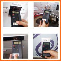 Enerna IoTech Electromagnetic Radiation EMF Meter Dosimeter Frequency Tester R100