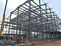 Prefab Steel Frame Structure Factory