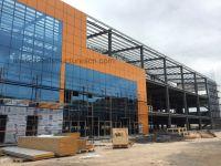 Steel Structure Prefab Factory Building