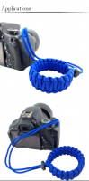 Factory Sale Cheap Hand Grip Jewelry Camera Wrist Strap, Everyday Use Camping Fashion String Strap For DLSR