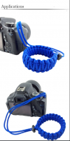 2020 New Products Camping  Equipment Camera Wrist Strap, Edc Accessories Hiking Equipment Camera Belt