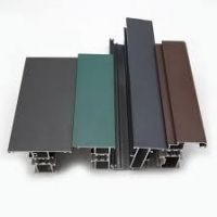 Sell Heat Insulating Aluminum Section Materials