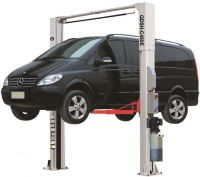 TWO POST CLEAR FLOOR CAR LIFT C450E