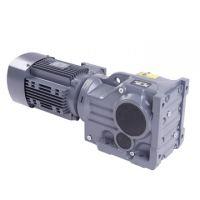 K series bevel helical gear box motor unit