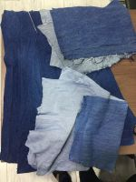 Denim & Jeans Cuttings / Panels / Clips