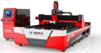 Metal sheet laser cutting machine