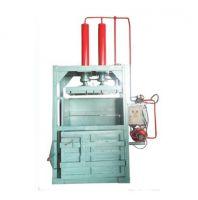 manual operate vertical baler for PET Bottles Pressing