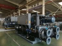 falling film type commercial water chiller