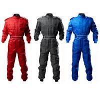 Go Kart Hobby Single Layer Race suit