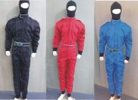Go Kart Race Suit  Apparels