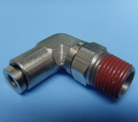 Sell all brass push in fittings