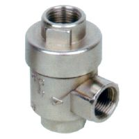 Sell quick exhaust valve
