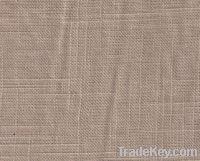 Sell linen/cotton slubby fabric