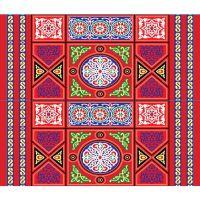 Paris Designs Printed Flannel PVC Non woven Plastic table cloths