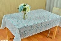 beautiful printed disposable tablecloth oilproof banquet table cloth square lace table cover