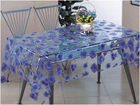France design pvc transparent film sheet/pvc transparent clear table cloth